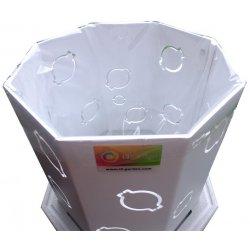 i3-mini-Max Substrate Bag transparent 20 Lt empty