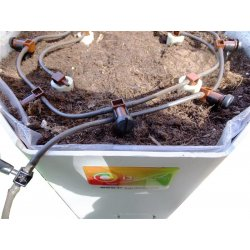 i3-Max -set di irrigazione automatico (2 zone)