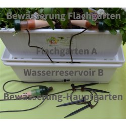 i3-Benjamin - automatisches Basis-Bewässerungsset