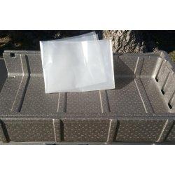 i3-Benjamin Substrate Bag transparent 80 Lt empty